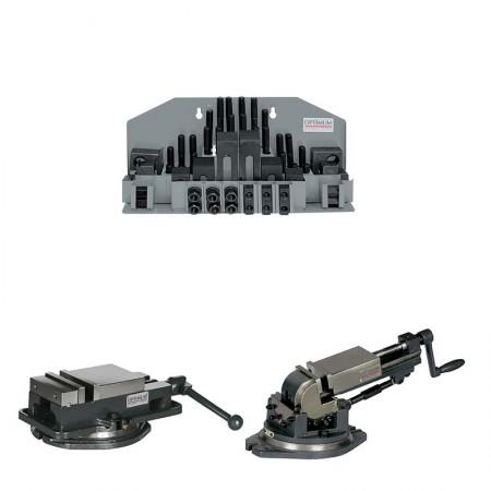 Μέγγενες και clamping kit