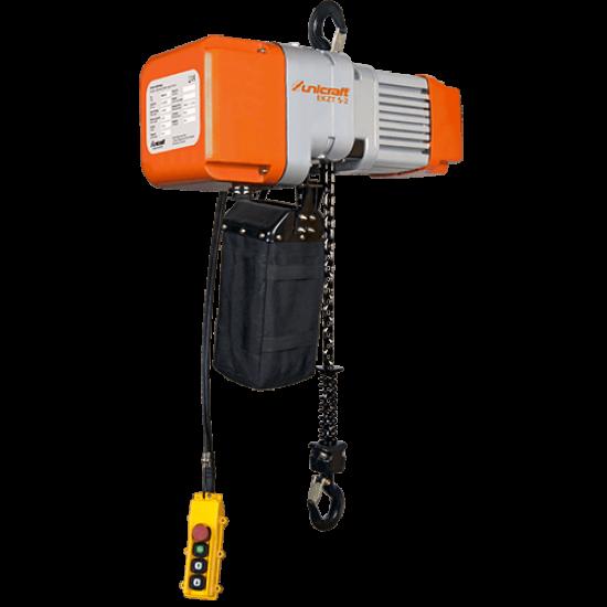 Ηλεκτρικό παλάγκο αλυσίδας Unicraft EKZT 5-1