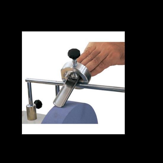 Συσκευή για τρόχισμα στρογγυλών σκαρπέλων