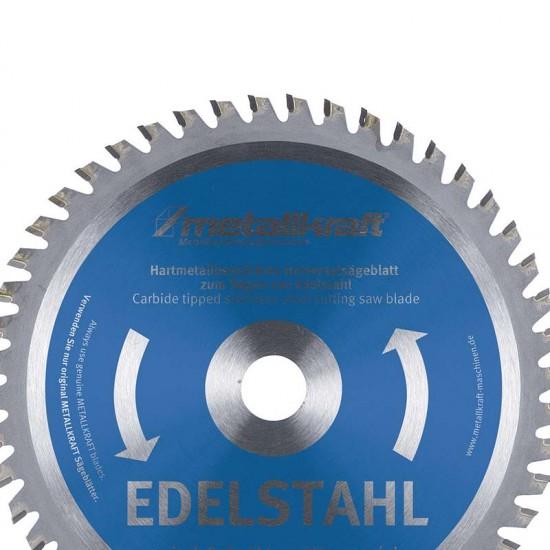Δίσκος για ανοξείδωτο του οίκου Metallkraft για το HKS 230