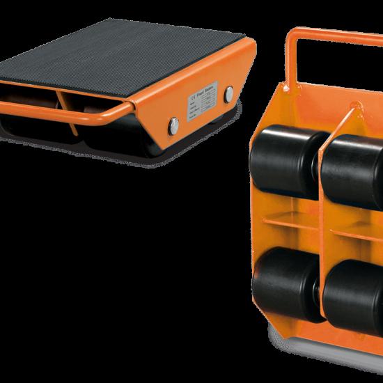 Βάση τροχήλατη βαρέων αντικειμένων Unicraft TR 3