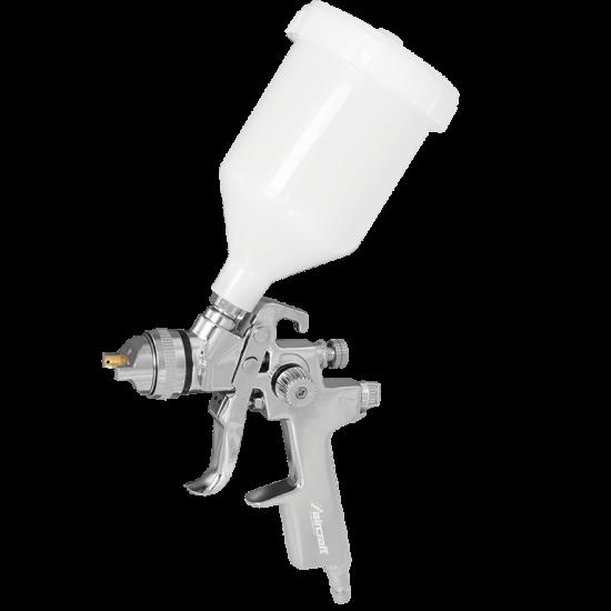 Πιστόλι βαφής άνω δοχείο οικολογικό AIRCRAFT PJ HVLP