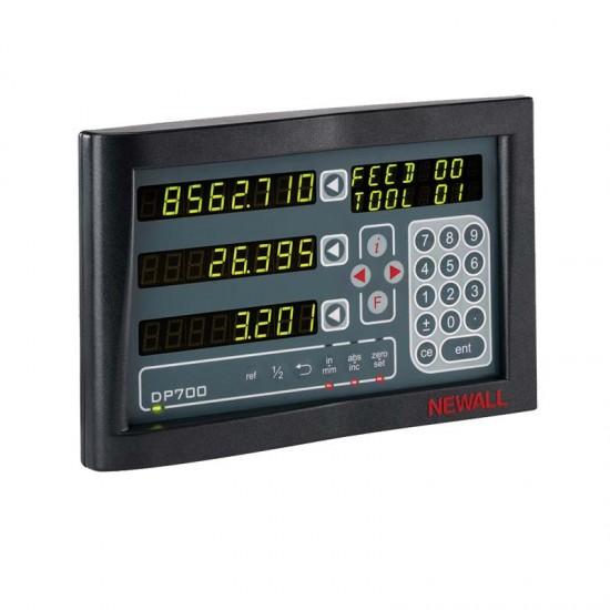 Ψηφιακό σύστημα θέσης Newall DP700