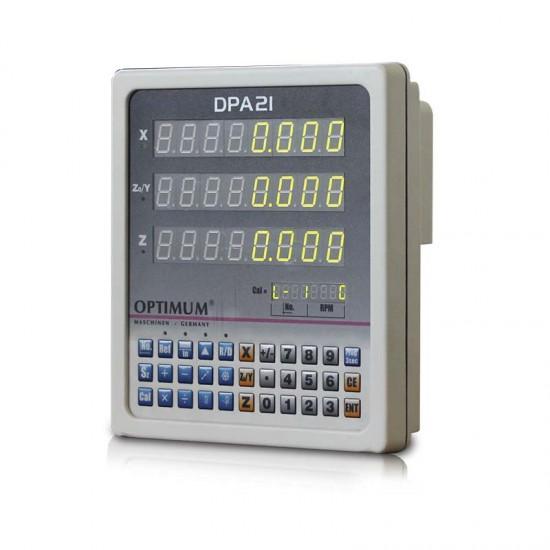 Ψηφιακό σύστημα θέσης Optimum DPA 21