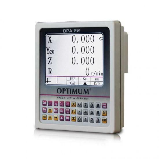 Ψηφιακό σύστημα θέσης Optimum DPA 22