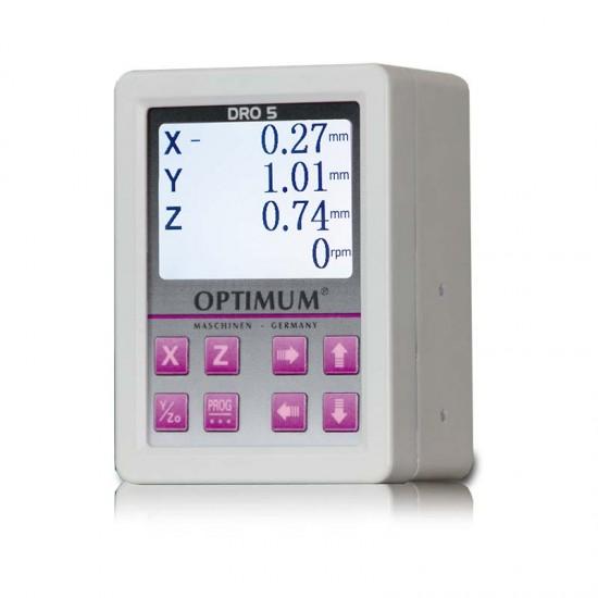 Ψηφιακό σύστημα μέτρησης Optimum DRO 5
