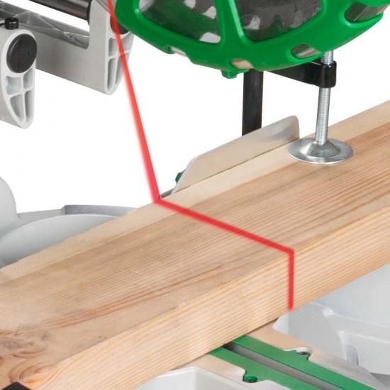Δισκοπρίονο ξύλου Holzstar KGZ 255 E