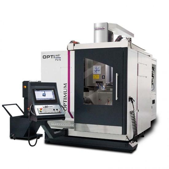 Κέντρο κατεργασίας Optimum FU 5-600 HSC 15