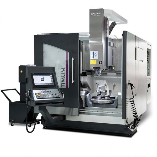 Κέντρο κατεργασίας Optimum FU 5-600 HSC 24