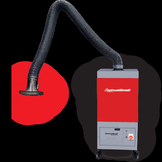 Απορροφητήρας ηλεκτροσυγκόλλησης SRF Master XL Schweisskraft