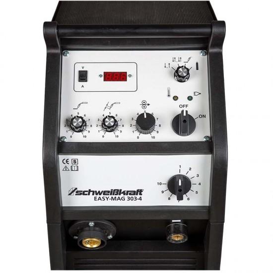 Ηλεκτροσυγκόλληση Σύρματος Schweisskraft EASY-MAG 253-4