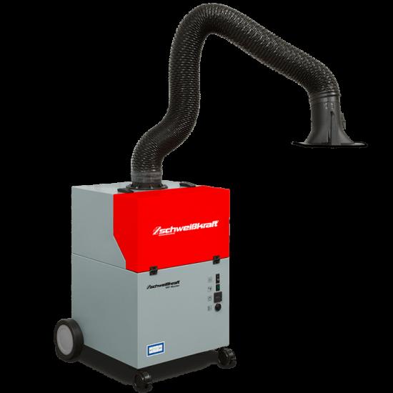 Απορροφητήρας καπναερίων Schweisskraft SRF Master
