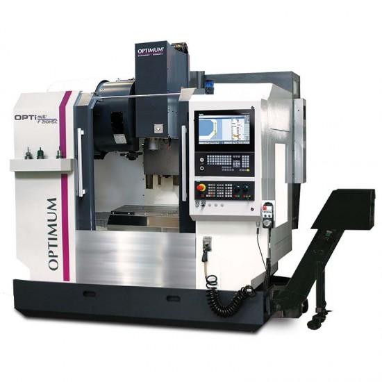 Φρέζα CNC Optimum F 210 HSC