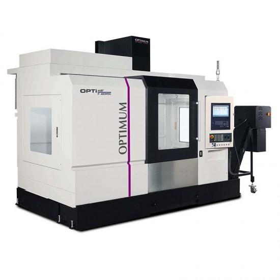Φρέζα CNC Optimum F 410 HSC